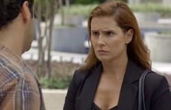 Salve-se Quem Puder: Alexia/Josimara e Bel se agridem. Confira o resumo deste sábado (Foto: Reprodução/TV Globo)