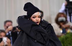 Rihanna faz revelação sobre próximo álbum: 'Completamente diferente' (Foto: ANGELA WEISS / AFP )