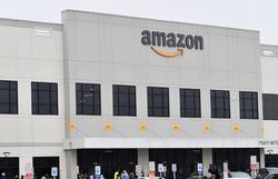 Funcionários da Amazon em Nova York abrem processo por exposição ao coronavírus (Foto:Angela Weiss / AFP)