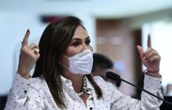 'Bússola que nos direcionou ao caos', diz Kátia Abreu sobre Ernesto Araújo (crédito: Edilson Rodrigues )