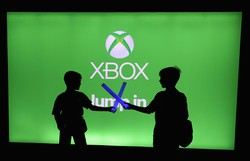 Microsoft lançará em novembro novo console XBox (FOTO: Christian Petersen / GETTY IMAGES NORTH AMERICA / AFP)