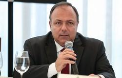 Pazuello defende diagnóstico precoce no combate ao novo coronavírus (Foto: Marcos Corrêa/PR)