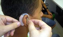 OMS estima 2,5 bilhões de pessoas com problemas auditivos em 2050 (Relatório é divulgado na véspera do Dia Mundial da Audição. Foto: Cyntia Veras/Governo do Piauí)