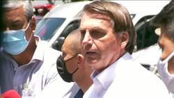Sem apresentar provas, Bolsonaro diz que eleições nos EUA foram fraudadas (Foto: Reprodução / TV Globo )