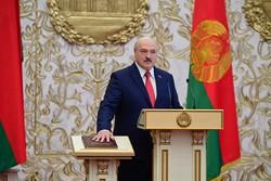 UE não reconhece Lukashenko como presidente de Belarus (Foto: Andrei STASEVICH / BELTA / AFP)