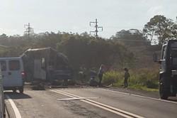 Governo de SP conclui identificação de vítimas de acidente (Foto: Reprodução/GloboNews)