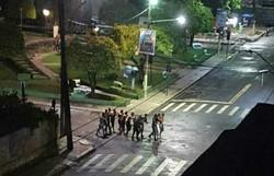 Após Criciúma, Cametá, no Pará, também sofre com ataques de quadrilha (Foto: Reprodução)