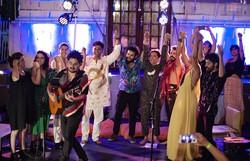 Artistas pernambucanos apresentam Mostra Reverbo ao vivo do Cinema São Luiz (Foto: Carol Melo/Divulgação)