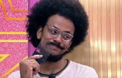 João Luiz pode deixar BBB21 por denunciar racismo, diz torcida (Foto: Reprodução/Globo)