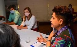 Candidata a prefeita do Recife Marília Arraes (PT) promete requalificar os pontos turísticos da cidade (Foto: PH Reinaux/Divulgação)