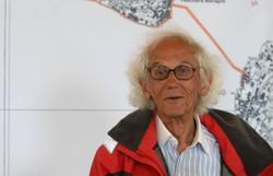 Morre o artista plástico Christo, aos 84 anos (Foto: Filippo Monteforte/AFP)