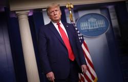 Trump pretende demitir inspetor de inteligência que foi chave em impeachment (Foto: WIN MCNAMEE / GETTY IMAGES NORTH AMERICA / GETTY IMAGES VIA AFP)