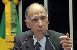 Políticos relembram trajetória e lamentam o falecimento de Marco Maciel (Reprodução/Agência Senado)
