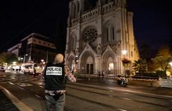 França anuncia detenção de terceiro indivíduo após ataque com faca em Nice (Foto: Valery Hache/AFP)