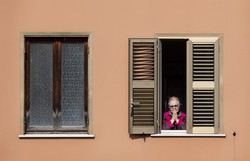 Itália tem mais 756 mortes pelo coronavírus nas últimas 24h (Foto: Tiziana Fabi/AFP)