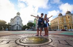 Ministério do Turismo indica o Recife como Destino Turístico Inteligente (Bruna Costa / Esp. DP FOTO)