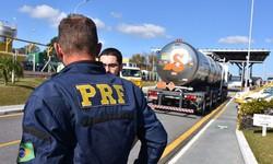 PRF deflagra Operação Finados e restringe tráfego de caminhões (Foto: PRF / Divulgação)