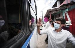 João Campos defende prioridade para pedestres, ciclistas e usuários de transporte coletivo (João Campos abordou o assunto nesta terça-feira. Foto: Rodolfo Loepert/Divulgação)
