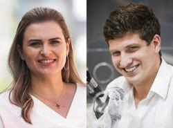 Datafolha: Marília Arraes (PT) 43% e João Campos (PSB) 40% (Reprodução / Redes Sociais )