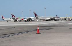 Exames ginecológicos forçados no aeroporto viram escândalo no Catar (Foto: Karim Jaafar/AFP)