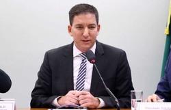 Glenn Greenwald diz que artigo sobre Biden foi censurado e pede demissão (Foto: Vinícius Loures/Câmara dos Deputados )
