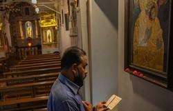 Número de católicos cresceu em todo o mundo, menos na Europa (Foto: Arun SANKAR / AFP)