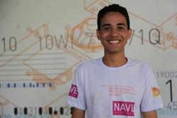 No ensino médio, estudante pernambucano vira CEO de startup (Foto: Nave/Divulgação)