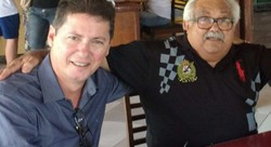 Dono do restaurante Arriégua, Luiz Ceará morre vítima da Covid-19 (Cortesia)