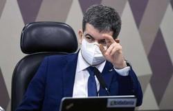 Randolfe encerra último depoimento da CPI: 'Que Deus nos proteja' (foto: Edilson Rodrigues/Agência Senado)