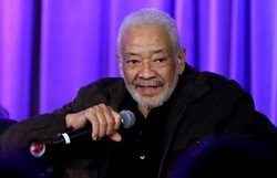 Bill Withers, ícone do blues e do soul americano, morre aos 81 anos (Foto: Rebecca Sapp/Getty Images for The Recording Academy /AFP)