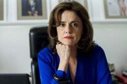 Atriz Marieta Severo testa positivo para a Covid-19 (Foto: TV Globo/Divulgação)