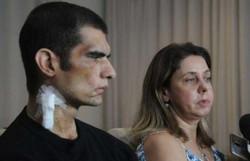 Vítima da cervejaria Backer, professor da UFMG vai receber rim da esposa (Foto: Túlio Santos/EM/D.A Press)