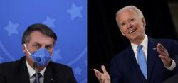 Auxiliares de Bolsonaro veem vitória de Biden como fim do alicerce da política externa do Brasil (Foto: AFP)