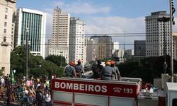 Parentes, amigos e apoiadores se despedem de Bruno Covas (Rovena Rosa/Agência Brasil)