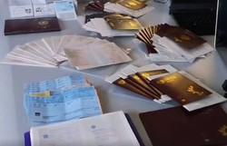 Portugal prende 2 brasileiros que integravam esquema de falsificação de passaportes (Foto: SEF/Facebook)