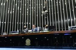 Deputados aprovam mudanças na LDO para abrir espaço para o Auxílio Brasil (Foto: Waldemir Barreto/Agência Senado)