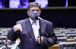 Fábio Ramalho oficializa candidatura à presidência da Câmara (Foto: Cleia Viana/Câmara dos Deputados)