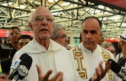 Não posso aceitar, não quero escolta, diz Padre Julio Lancellotti (Foto: Rovena Rosa/Agência Brasil)