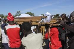 Ao menos 110 civis mortos em ataque no nordeste da Nigéria (Foto: Audu Marte / AFP)