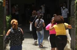 No Recife, estudantes demonstram mais tranquilidade para o segundo domingo do ENEM