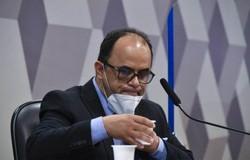 Reverendo Amilton nega ter se reunido com diretores de logística da Saúde (crédito: Leopoldo Silva/Agência Senado)