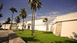 Museus do Recife retomaram o funcionamento nesta quarta (Foto: PCR/Divulgação)
