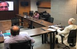 Empresários do Nordeste pedem mais acesso ao crédito a Paulo Guedes (Foto: Fiepe / Divulgação)