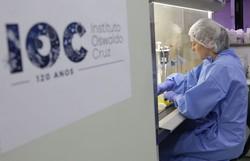 Complexo da Fiocruz dará autonomia em vacinas para o Brasil (Foto: Divulgação/Josué Damacena/IOC/Fiocruz)