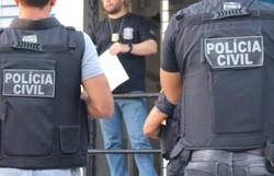 Polícia prende 21 suspeitos de homicídio, tráfico e roubo (Foto: Divulgação/PCPE. )