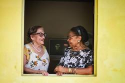 Lar de idosas do Recife, Casa do Amor recorre a ações virtuais para se manter de portas abertas; Saiba como ajudar (Foto: Rômulo Chico / Esp.DP.)