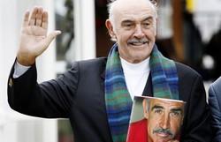Lendário ator escocês Sean Connery morre aos 90 anos (Foto: Ed Jones/AFP)