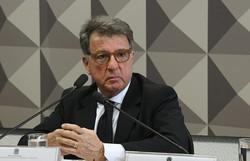 'Melhor não pagar de gostosão', diz Paulo Marinho a Flávio Bolsonaro depois de ataque (Foto: Roque de Sá/Agência Senado)