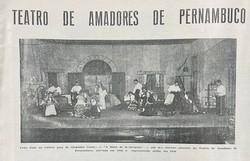 Fundaj recebe exposição com memórias do teatro recifense (Thais Mendonça/Fundaj)