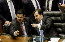 STF julga em dezembro possibilidade de reeleição de Maia e Alcolumbre (Foto: Wilson Dias/ Agência Brasil)